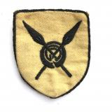 82nd West African WW2 cloth formation sign